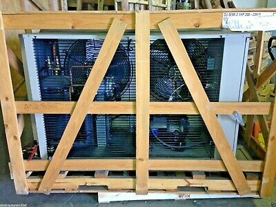 New Outdoor Extended Medium 2hp Copeland Semi Condensing Unit R404a 3 Phase