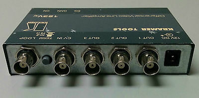 Kramer 123VXL Video Distribution Amplifier 1 in 3 out