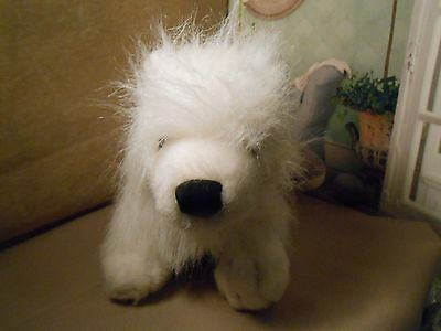 Ganz Dachshund HM176 SAMOYED Webkinz Stuffed Plush Animal No Code