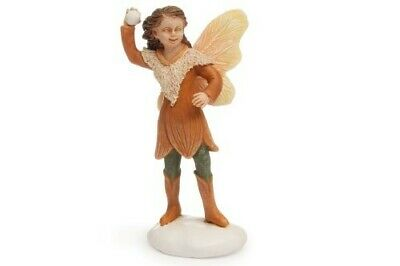 "3.25"" My Fairy Gardens Winter Mini Figure Pick - Snowball Fight - Figurine Decor"