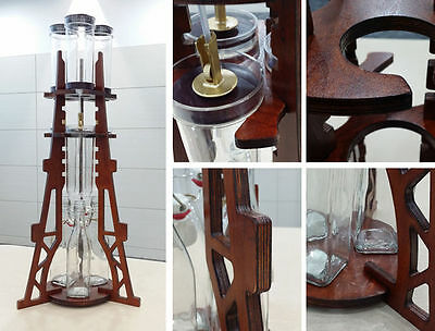 Cold Brew Coffee Iced Coffee Maker Wooden Eiffel Tower Home Drip Dutch Machine