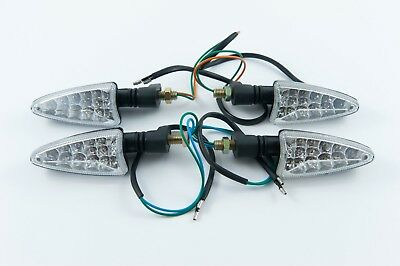 Universal front and rear indicators set for Pulse Adrenaline 125