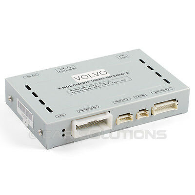 """Video Interface Multimedia Adapter for Volvo XC60, S60, S80, V40 with 5"""" Monitor"""