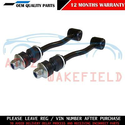 For Jeep Cherokee Xj Front Left Right Anti Roll Bar Stabiliser Drop Links 84-01
