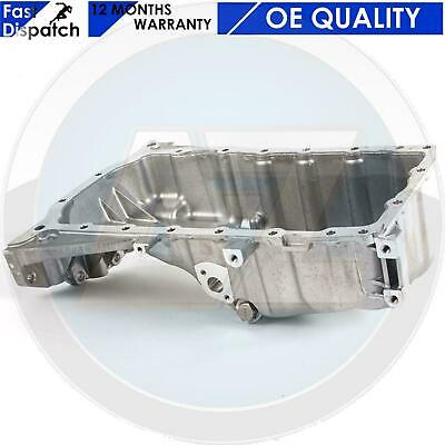 For Audi A4 A6 Seat Exeo 2.0 Tfsi Engine Oil Sump Pan 06B103603As