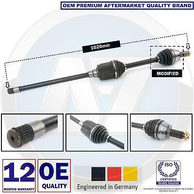 for BMW X5 X6 E70 E71 FRONT AXLE RIGHT DRIVE SHAFT COMPLETE 31607545126 NEW