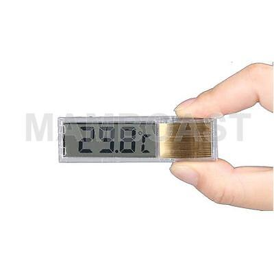 Mini Electronic Digital Aquarium Fish Tank Thermometer With LCD Display
