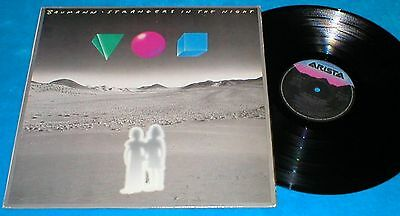 BAUMANN SPAIN LP STRANGERS IN THE NIGHT 1983 NEW WAVE ELECTRONIC SYNTH POP Raro