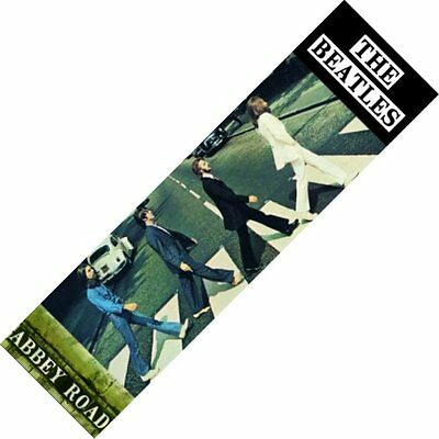 The Beatles Card Bookmark Abbey Road Album Cover Photo Image Gift Idea Official