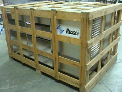 New Russell 12hp Copeland Discus Mid Temp 404a Cooler Condensing Unit 3 Phase