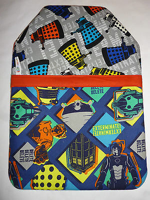 Handmade Doctor Who/dr Who/darlek/cyber Men Hot Water Bottle Cover/quality