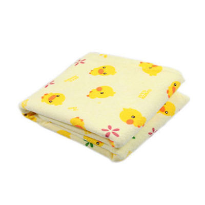 Home Travel Cover Baby Infant Hot Burp Changing Pad Waterproof Cotton Urine Mat