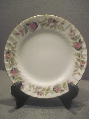 Creative China Regency Rose Bread & Salad Plate