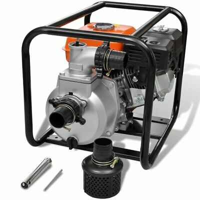 New Petrol Engine Water Pump Plumbing Pump 50 mm Connection 5,5 HP Pool Farm