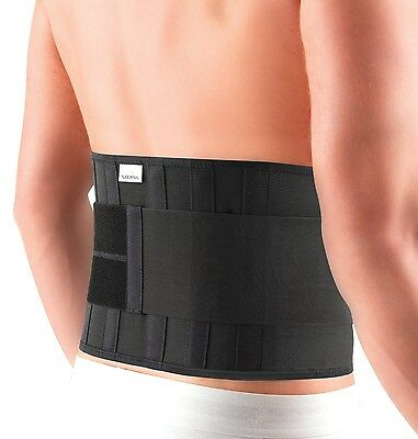 Vulkan AirXtend Back Brace with Support Stay Double Pull Lumbar Belt Strap Pain