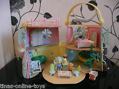 Fifi & Flowertots Forget Me Not Watering Can Cottage House & Furniture Figurues