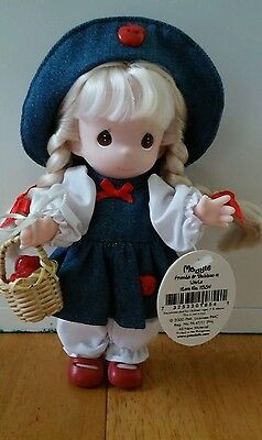 Precious Moments Collector Doll Maggie Friends and Buddies #1854