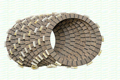 80-82 Suzuki Gs1000 Clutch Plates Set 9 Friction Plates Include Cd-3335