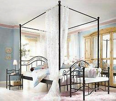 daybed inkl g stebett metallbett bett bettgestell metall. Black Bedroom Furniture Sets. Home Design Ideas