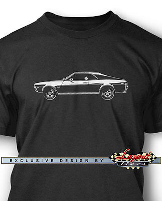 AMC Javelin 1968 Coupe T-Shirt for Men - Multiple Colors & Sizes - American Car