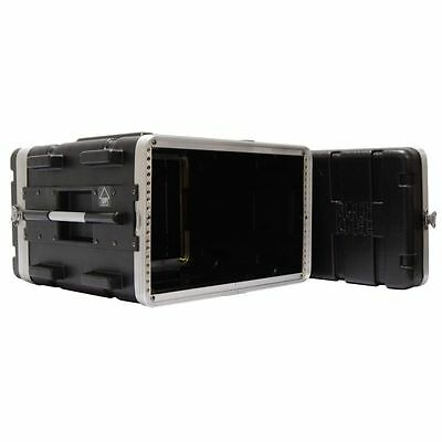 rack abs 6 U type SKB 6U 6 unités flight case