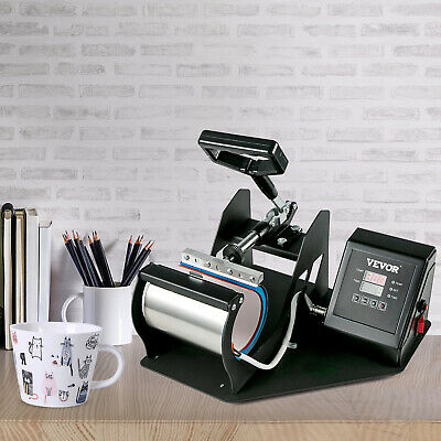 Heat Press Coffee Latte Mug Cup Printer Sublimation Transfer Machine
