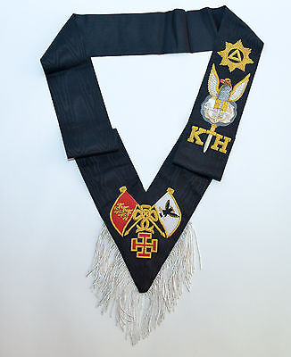 ROSE CROIX 30th. DEGREE SASH - MASONIC