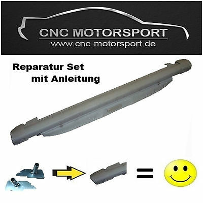 Volvo 850 Repair kit for Cargo blind Luggage compartment cover Window