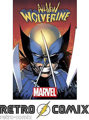 Marvel All New Wolverine #1 First Print New/unread Bagged & Boarded