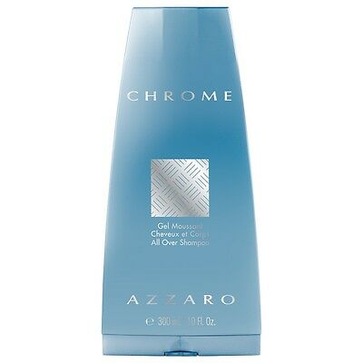 Azzaro -  CHROME SHOWER GEL 300ML