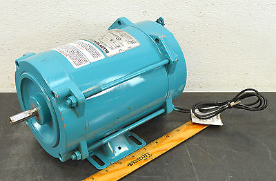 Bluffton Electric Motor 1121007458 1/4 HP 1725 RPM 1-PH 115 volt explosion proof