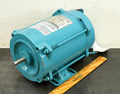 Bluffton Electric Motor 1121007458 1/4 HP 1725 RPM 1-PH 115 v explosion proof
