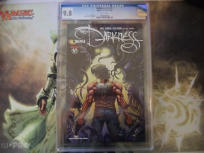 Darkness Volume 2 #1 CGC Graded 9.8 Image Top Cow