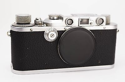 Leica IIIA - Replacement Leatherette Cover - Laser Cut - Moroccan