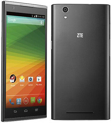 ZTE MIDNIGHT Z768G ANDROID PREPAID SMARTPHONE FOR NET10 ...