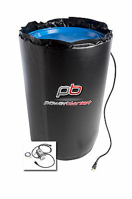 Powerblanket BH30-PRO 30 Gallon Drum Heater