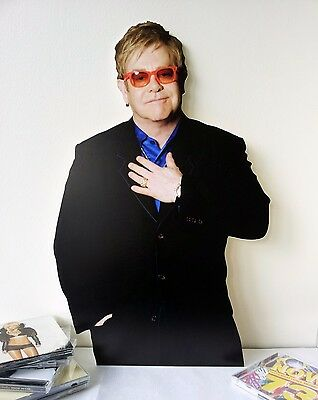 Elton John Display Stand Standee NEW Home Again Sacrifice Your Song The One Love