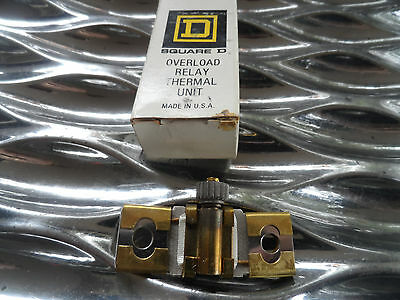 Square D B1.16 Thermal Unit Overload Heater