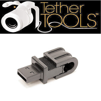 Tether Tools Jerkstopper JS005 USB Computer Support. Protects your USB Socket!
