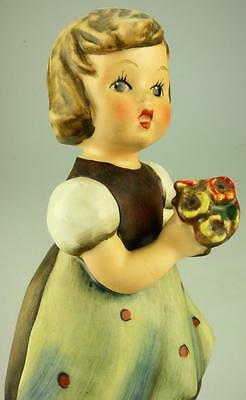 Vintage M.I. Hummel Goebel #257 For Mother TMK5 Figurine