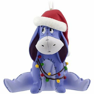 Disney Eeyore Hallmark Ornament NEW IN BOX Christmas Collectible