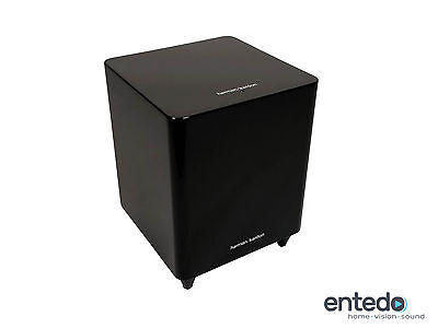 harman kardon hkts 200 aktiv subwoofer lautsprecher bass. Black Bedroom Furniture Sets. Home Design Ideas