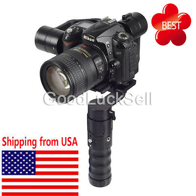 Beholder EC1 3-Axis Gimbal Stabilizer with Encoders for DSLR and Mirrorless US!