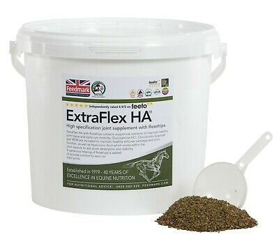 Feedmark ExtraFlex HA for Horses *Our ultimate supplement for all round health*