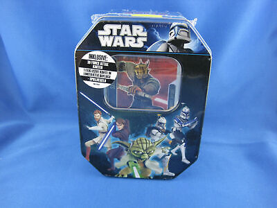 Star Wars Force Attax Serie 2 Tin Box -- NEU