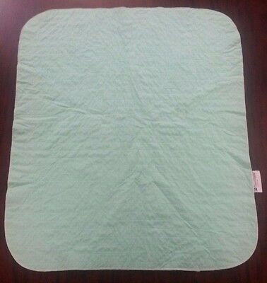 24 BED PADS REUSABLE UNDERPADS 33x30 HOSPITAL MEDICAL INCONTINENCE WASHABLE