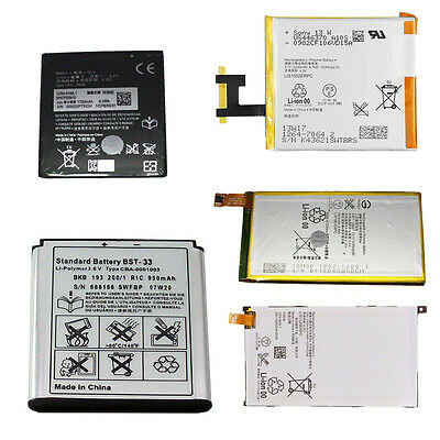 Hiegh Capacity Replacement Battery For Various Sony Xperia Phones