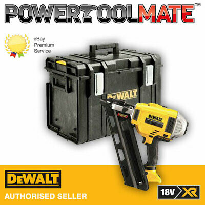 DeWalt DCN692N 18V XR Brushless Cordless Framing Nailer - Body Only C/W Case