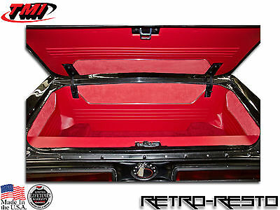 1964-1968 Mustang [Coupe/Convertible] - Complete Trunk Kit w/ Carpet - Sport R
