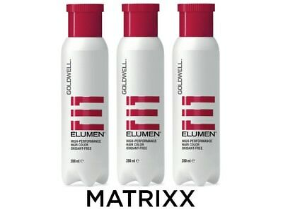 Goldwell Elumen PK@all ( 3-10 ) Pure  3x 200ml Set = 600ml